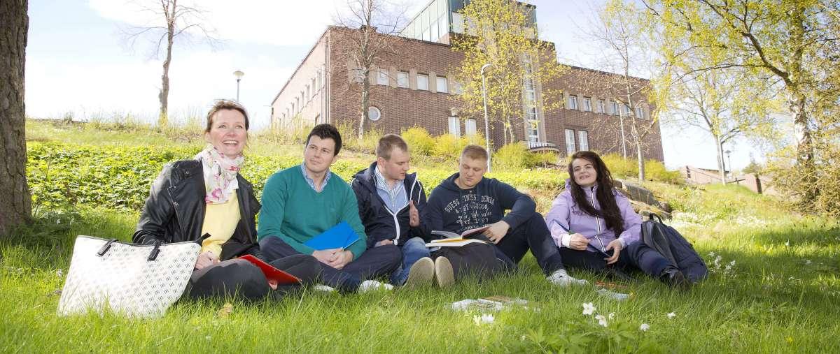 Studerande antagna till högskolans utbildningsprogram hösten 2018
