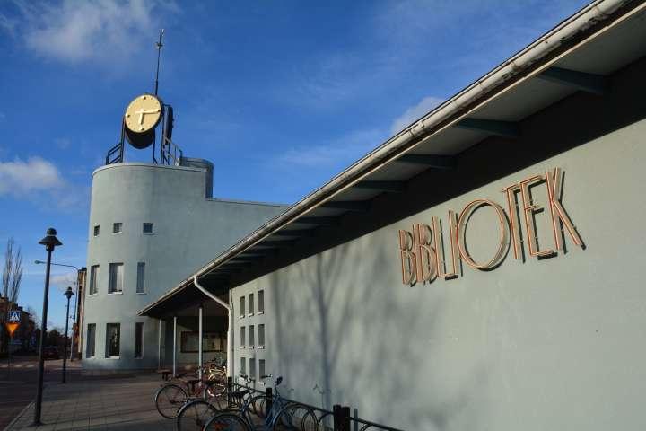 Högskolebiblioteket, Mariehamns stadsbibliotek