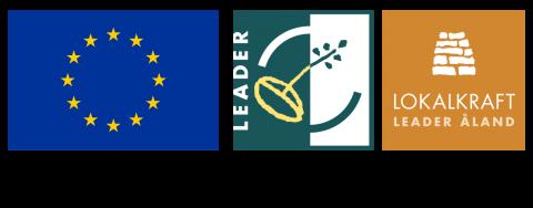 Logotyper för Leaderprojekt